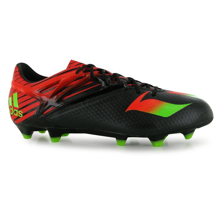 new product 38fd3 ab443 Boots - Adidas Messi 15.1 FG Mens Football Boots (BlackSol Green) - 6 was  listed for R3,329.00 on 9 Nov at 0001 by Brand Zone in Johannesburg ...